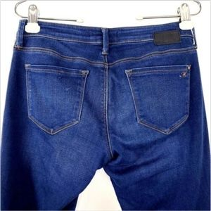 Mavi Womens Jeans Alexa Mid Rise Skinny Size 28